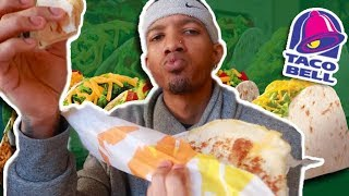 EPIC TACO BELL MUKBANG | I'M IN A RELATIONSHIP?: STORYTIME