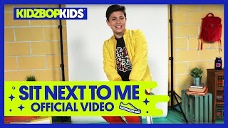 KIDZ BOP Kids - Sit Next To Me (Official Music Video)