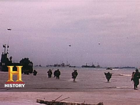 World War II in HD: D-Day | History