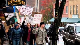 Occupy Boone NC Oct.28,2011