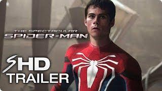 THE SPECTACULAR SPIDER-MAN (2019) Teaser Trailer #1 - Dylan O'Brien Marvel Sony   Concept