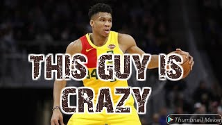 Giannis Antetokounmpo JANUARY HIGHLIGHTS !!! | 2019