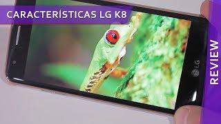 Video LG K8 (2017) _jyi0RYMw8w