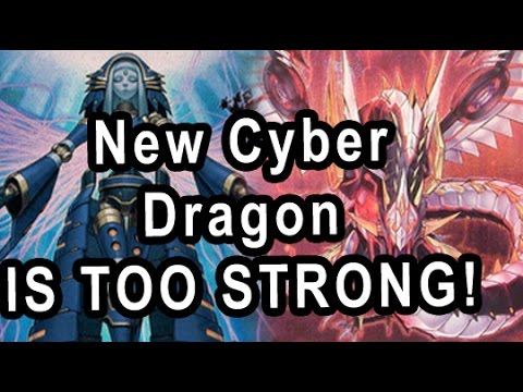 New Cyber Dragon IS TOO STRONG!