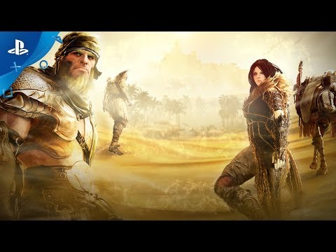 Black Desert | New Region Valencia