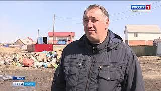 В Омской области мусорная реформа проходит не так гладко как хотелось бы