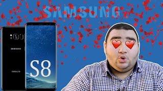 قصيدة حب لسامسونج جالاكسي اس 8 | Samsung Galaxy S8 impressions ...