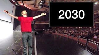 2030: Privacy's Dead. What happens next?