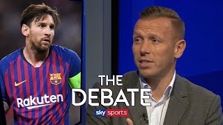 Is Messi the greatest player of all-time?   Craig Bellamy & Steve Sidwell   The Debate
