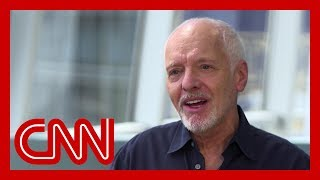 Peter Frampton opens up about his diagnosis for a muscle disorder