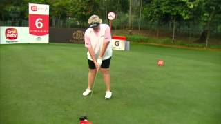 Laura Davies Tips - Live @ Sime Darby