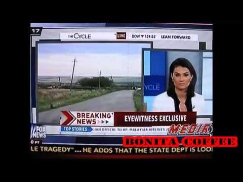 MSNBC NEWS FAIL - MALAYSIA FLT MH17