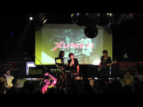 Xuman - Panic / live @ Storybar, Izhevsk (HD)