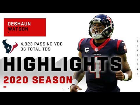 Deshaun Watson Full Season Highlights   NFL 2020