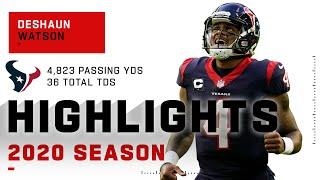 Deshaun Watson Full Season Highlights | NFL 2020