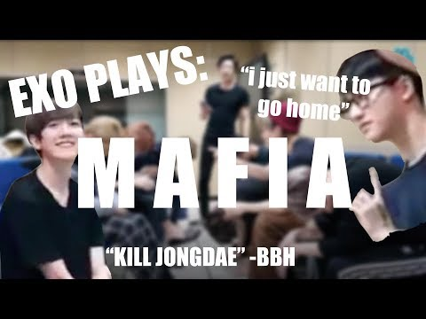 exo plays: MAFIA