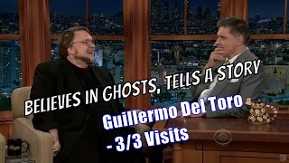 Guillermo Del Toro - Sweet, Sweet Man - 3/3 Visits In Chron. Order