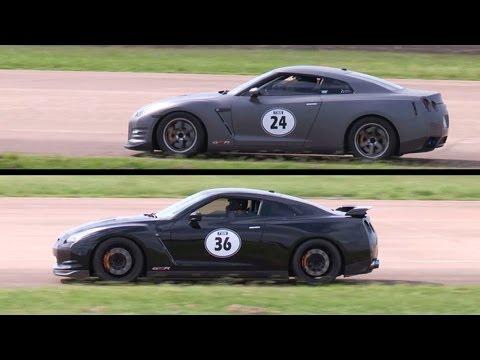 1000+hp GTR battle