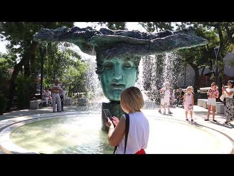 Ενα ελληνικό πάρκο για την Οδησσό