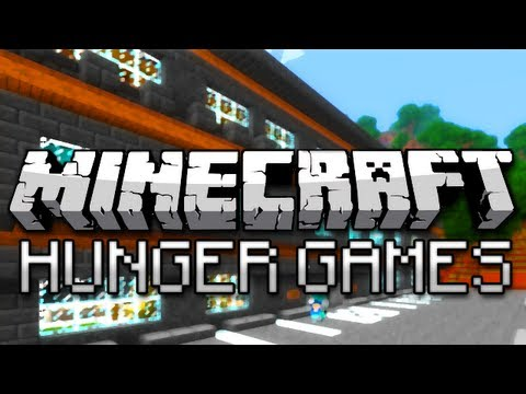 Minecraft: Hunger Games Survival W/ CaptainSparklez - Mega Map Part 1 - Smashpipe Games
