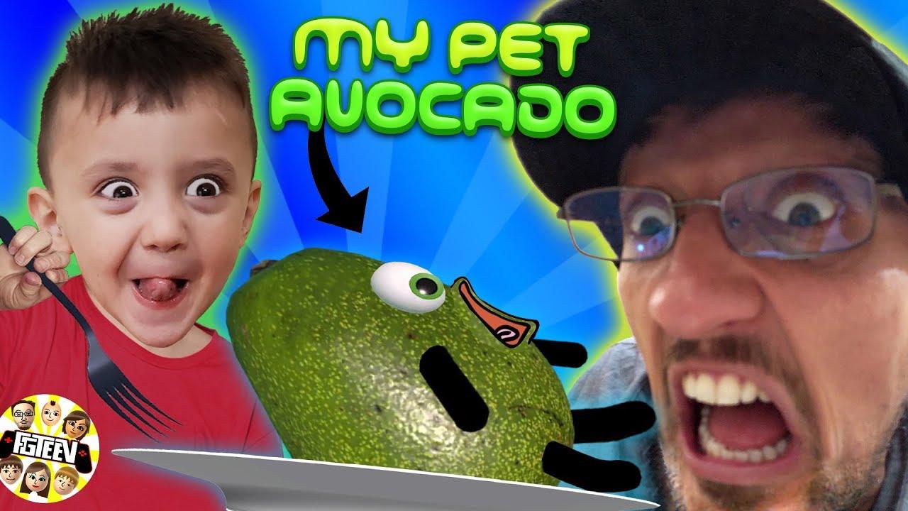 Avocado is Alive! Aaahhhhhhhhhh!!!!! (FGTeeV Gameplay / Skit)