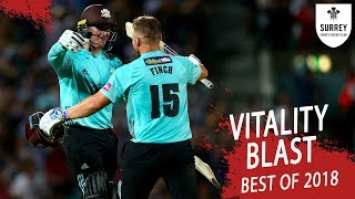 Finch & Roy On Fire! | Story of Surrey's 2018 Vitality Blast Campaign