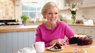 Mary Berry Chocolate Cake Masterclass with Lakeland