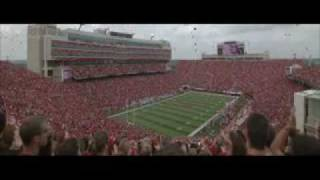Huskers 300th Sellout Tribute