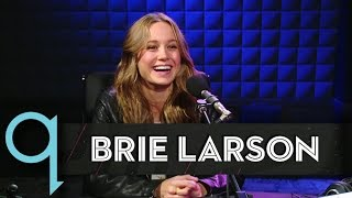 """Brie Larson says """"Room"""" broke her in half"""
