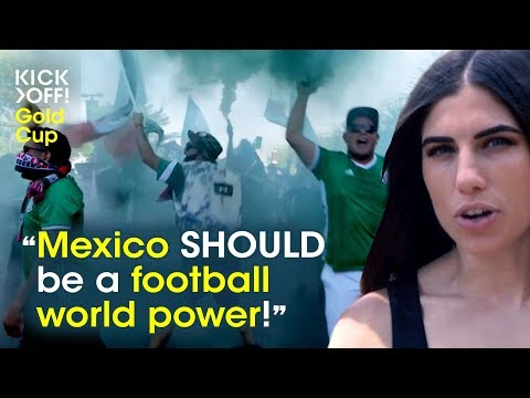 Why is Mexico not a world football power? | Gold Cup 2019