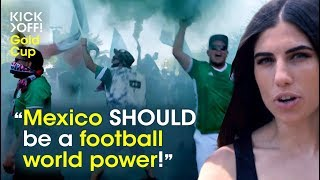 Why is Mexico not a world football power?
