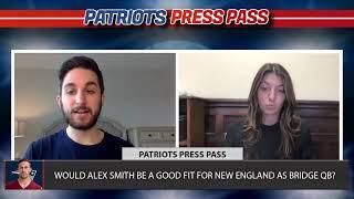 Is Alex Smith the Next Patriots Quarterback?