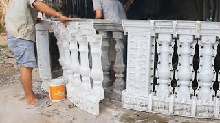 Amazing Creative Construction Worker Make Tiles and Bricks Part 3