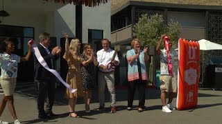 Taco Bell hotel opens in Palm Springs, California