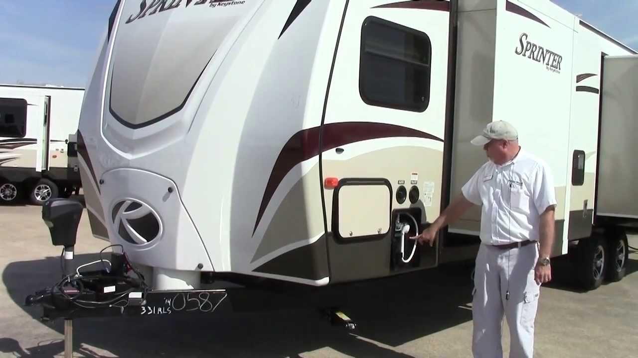 Keystone Sprinter Rls Travel Trailer