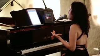 "Merve Akyıldız - Azerbaijan Song""Ay Lolo"" (Loop Cover) by Sevda Alekperzadeh"