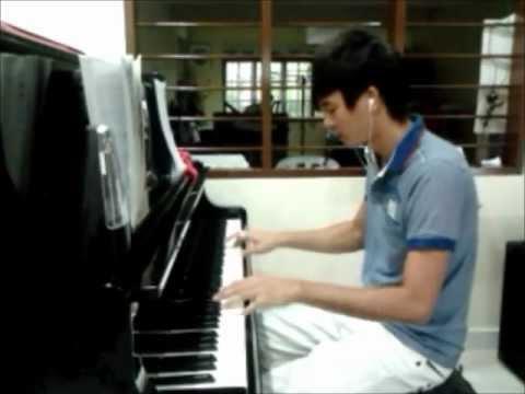 Jay Chou Mine Mine Piano 周杰倫