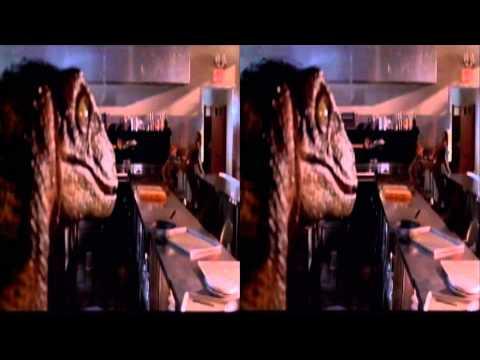 Jurassic Park in 3d