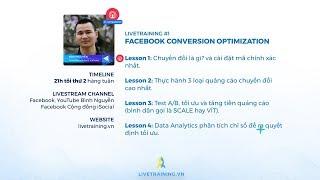 LESSON 1: Facebook chuyển đổi là gì? và cài đặt mã chính xác nhất
