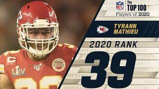 #39: Tyrann Mathieu (S, Chiefs) | Top 100 NFL Players of 2020