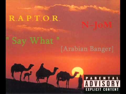 Baixar Say What   RAPTOR  ft  N-jom