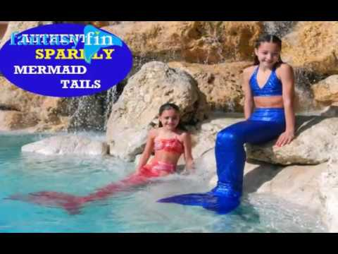 Buy suitable mermaid tails for swimming in Canada at Fantasyfin.com