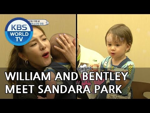 William and Bentley go to the 'YG Cafeteria' [The Return of Superman/2018.06.10]
