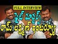 Fight Masters Ram Lakshman- Exclusive Full Interview