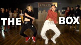 THE BOX - Roddy Ricch Dance Choreography | Matt Steffanina & Josh Killacky