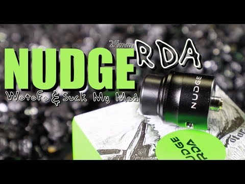 video Wotofo Nudge 24mm Rda