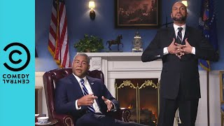 Obama's Anger Translator - The Daily Show | Comedy Central