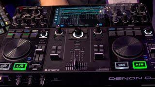 DENON DJ PRIME GO in action