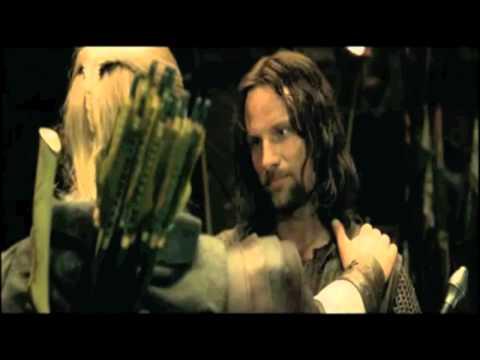 aragorn and legolas relationship test