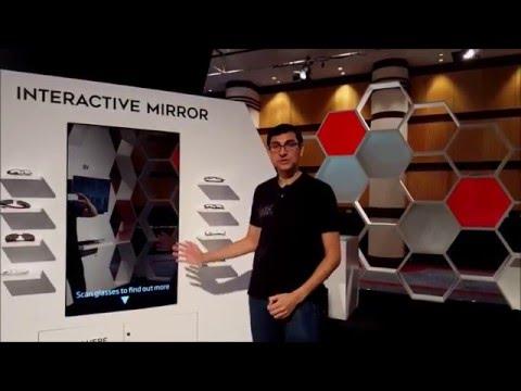 Media Zest Interactive Mirror